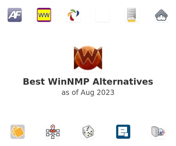 Best WinNMP Alternatives
