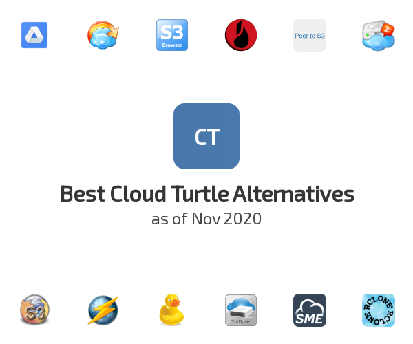 Best Cloud Turtle Alternatives