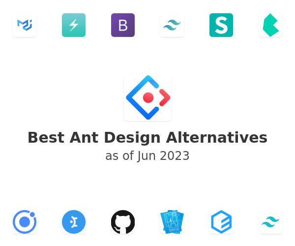 Best Ant Design Alternatives