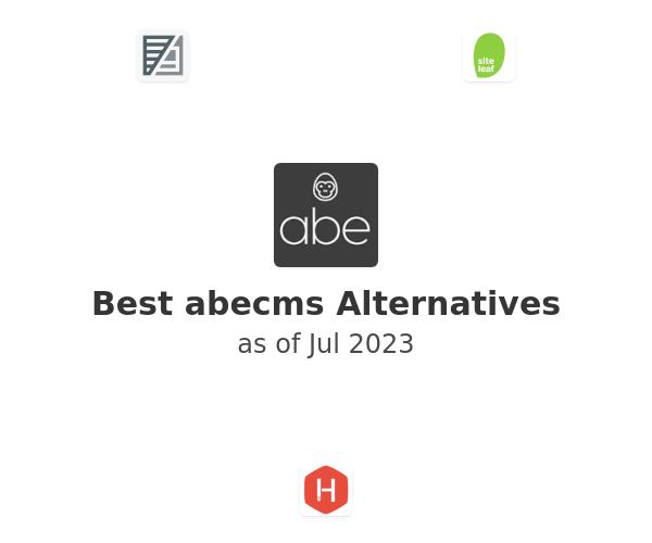 Best abecms Alternatives