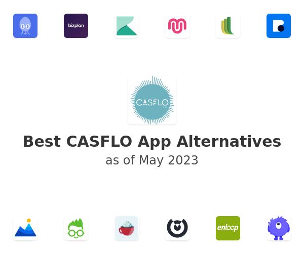 Best CASFLO App Alternatives