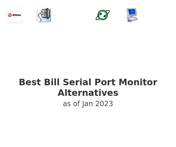 Best Bill Serial Port Monitor Alternatives