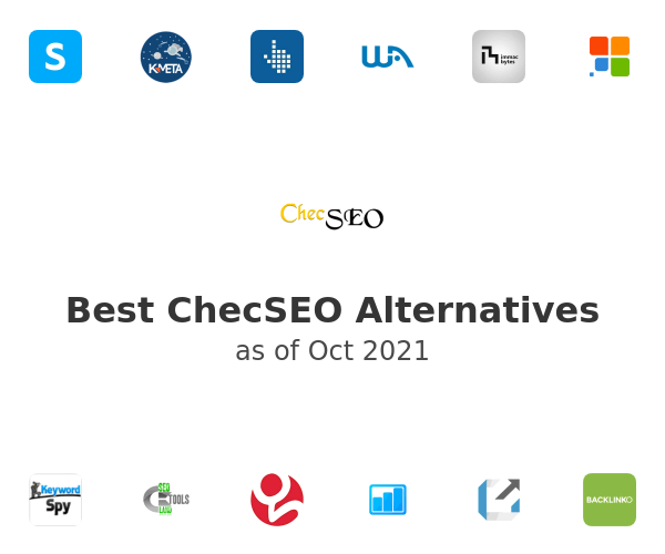 Best ChecSEO Alternatives