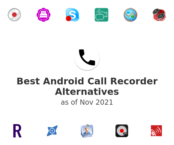 Best Android Call Recorder Alternatives