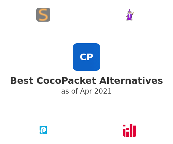 Best CocoPacket Alternatives