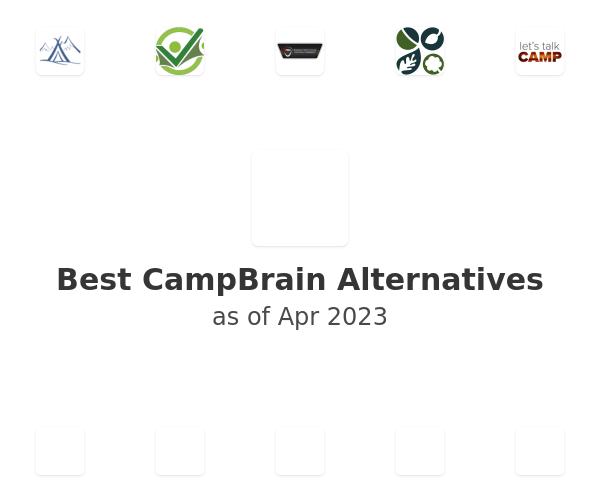Best CampBrain Alternatives