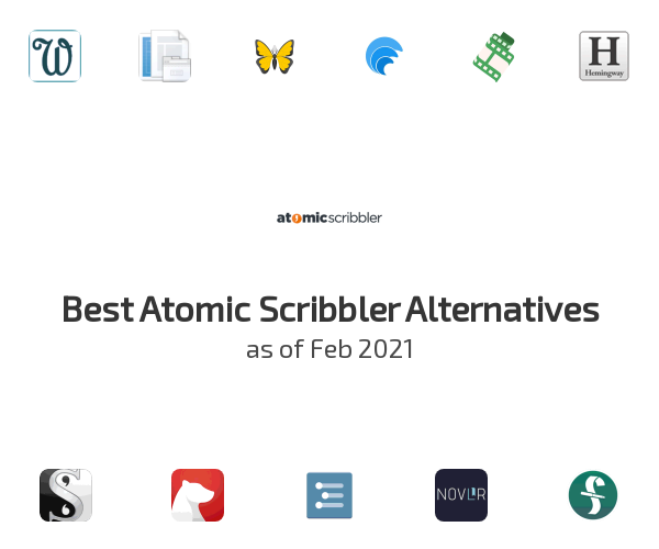 Best Atomic Scribbler Alternatives