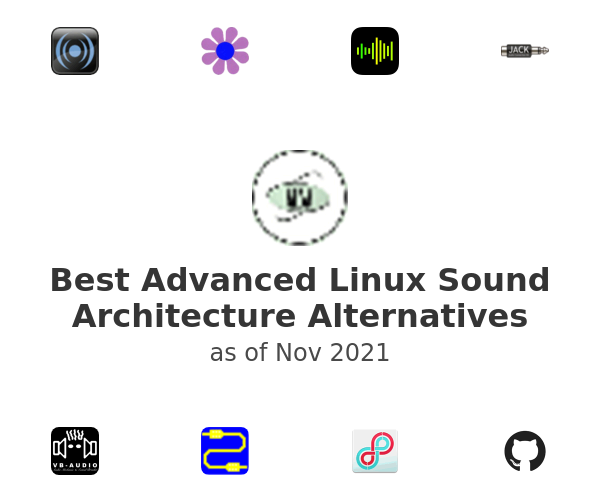 Best Advanced Linux Sound Architecture Alternatives