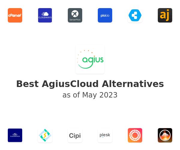Best AgiusCloud Alternatives