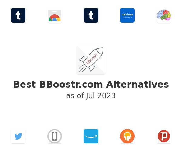 Best BBoostr.com Alternatives