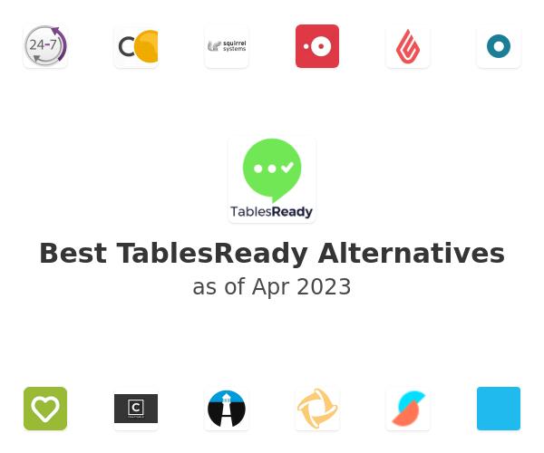 Best TablesReady Alternatives