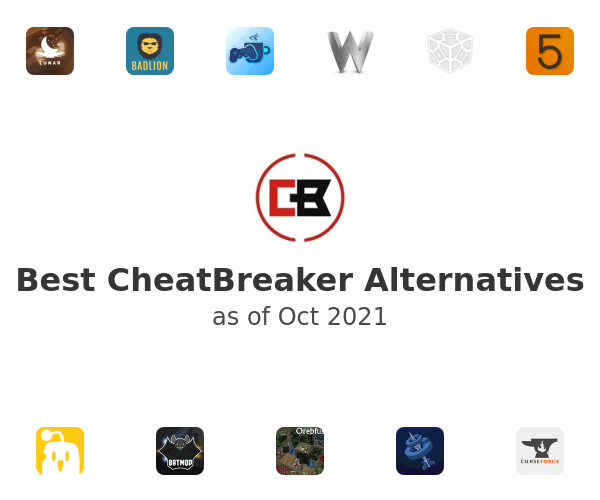 Best CheatBreaker Alternatives