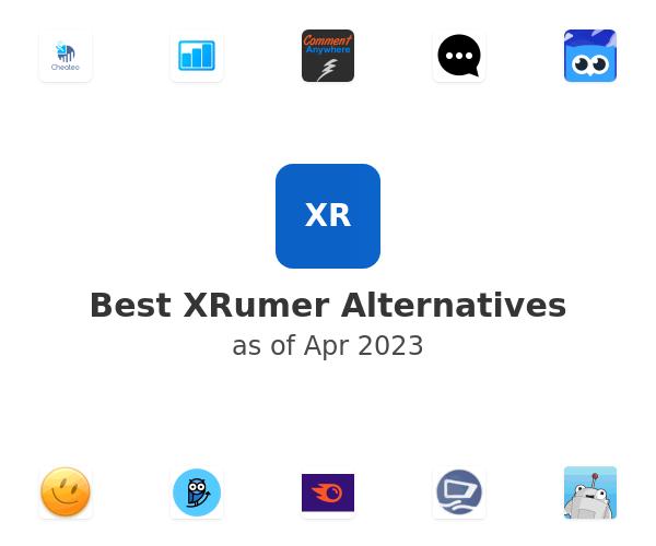 Best XRumer Alternatives