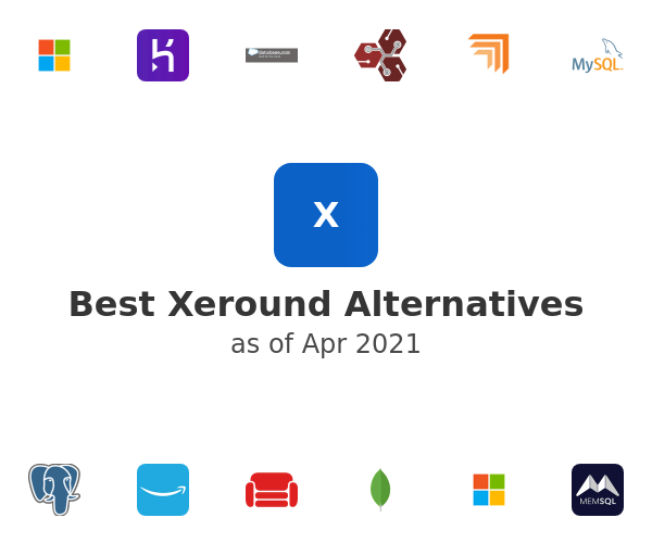 Best Xeround Alternatives