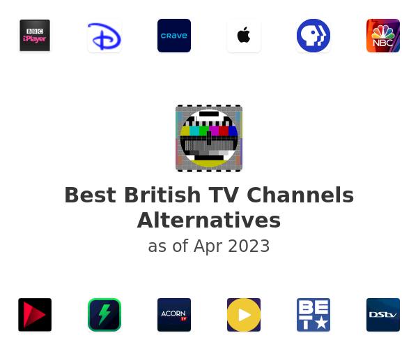 Best British TV Channels Alternatives