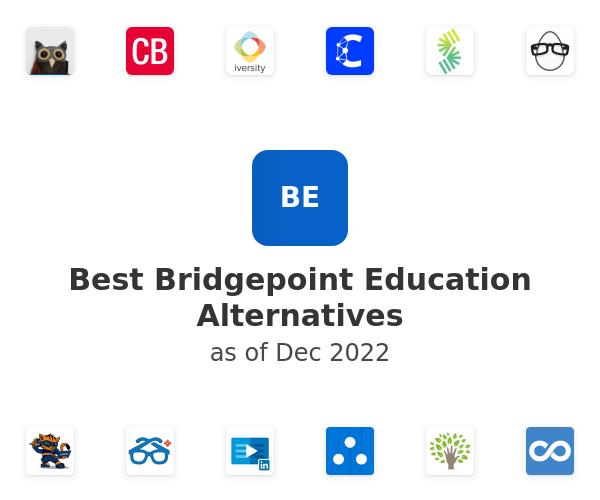 Best Bridgepoint Education Alternatives