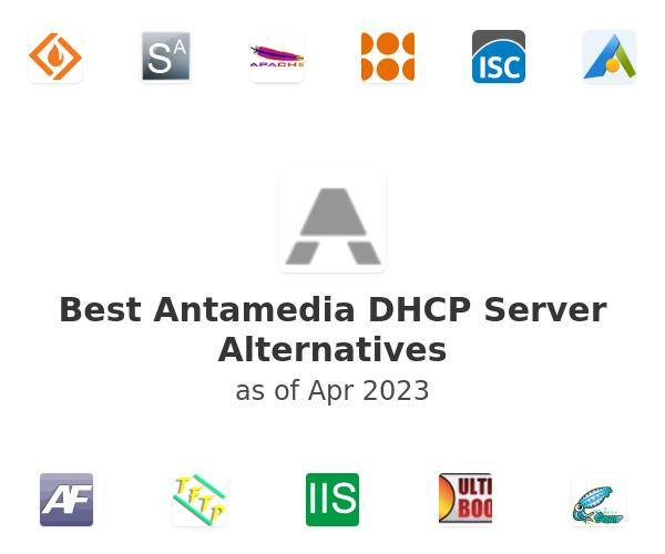 Best Antamedia DHCP Server Alternatives