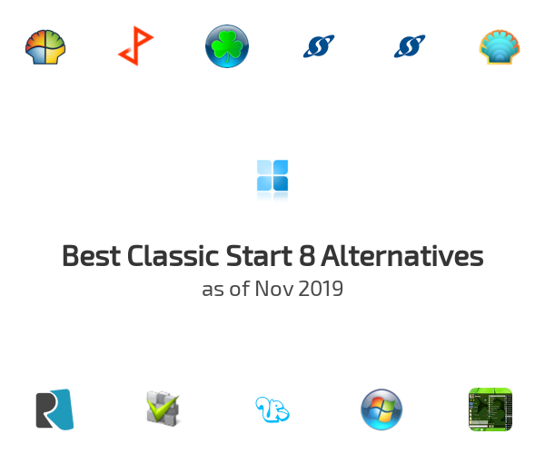 Best Classic Start 8 Alternatives