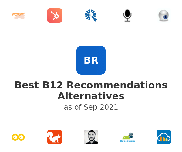 Best B12 Recommendations Alternatives
