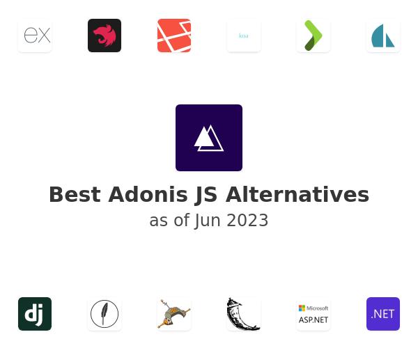 Best Adonis JS Alternatives