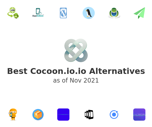 Best Cocoon.io Alternatives