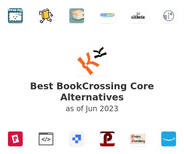 Best BookCrossing Core Alternatives