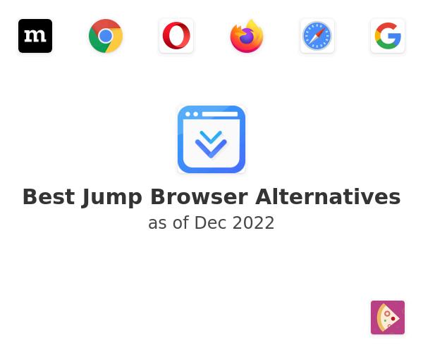 Best Jump Browser Alternatives