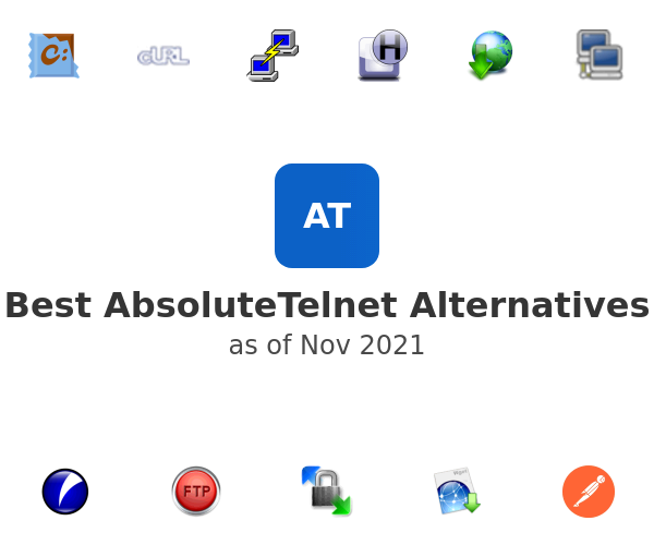 Best AbsoluteTelnet Alternatives