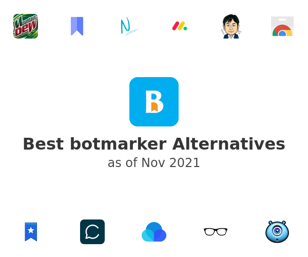 Best botmarker Alternatives