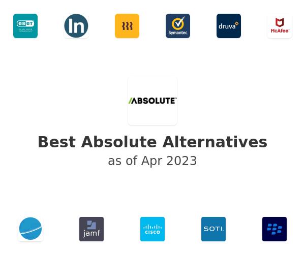Best Absolute Software Alternatives