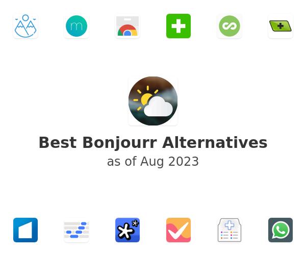 Best Bonjourr Alternatives