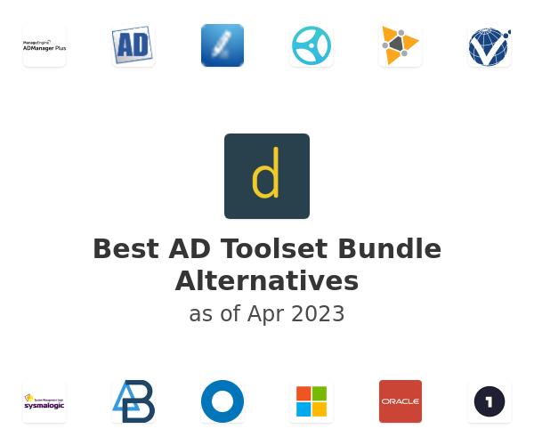 Best AD Toolset Bundle Alternatives