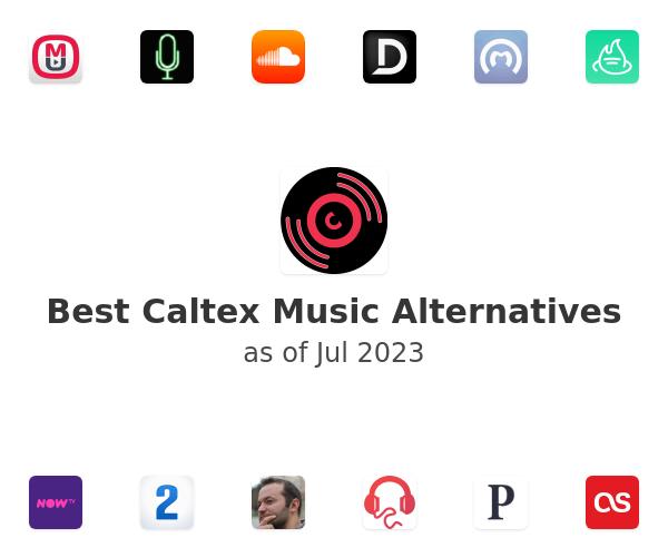 Best Caltex Music Alternatives