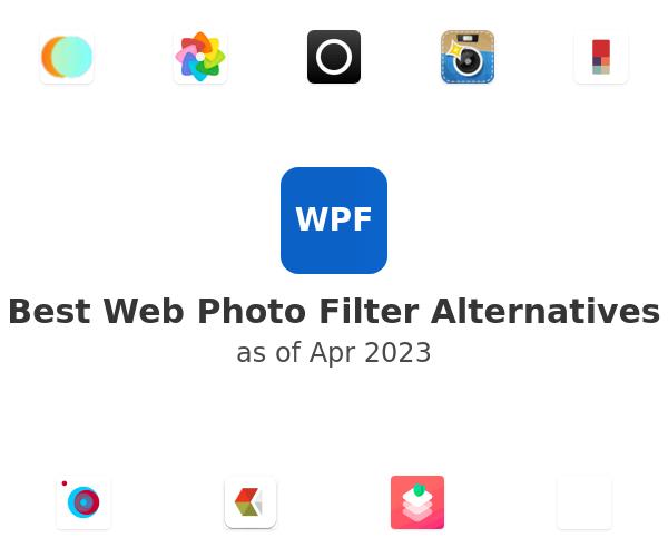 Best Web Photo Filter Alternatives