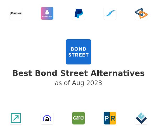 Best Bond Street Alternatives