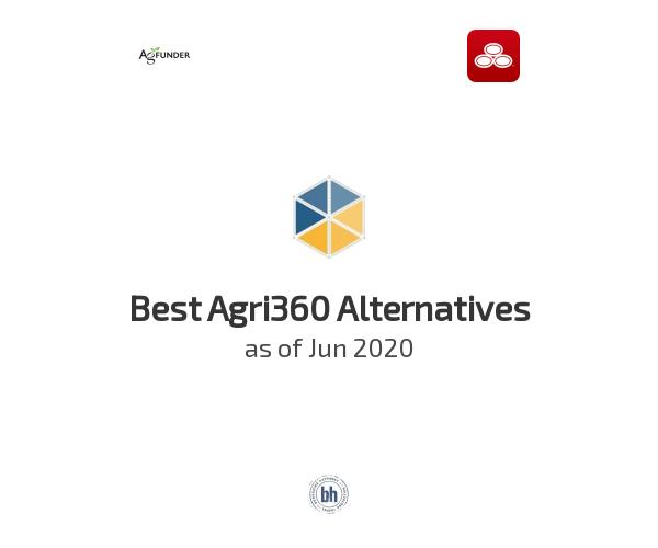 Best Agri360 Alternatives