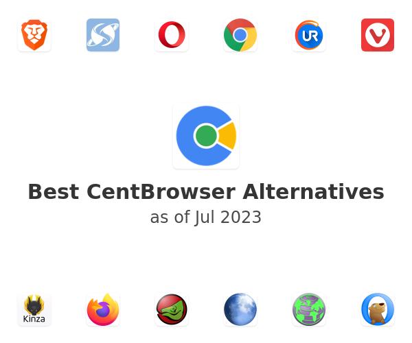 Best CentBrowser Alternatives