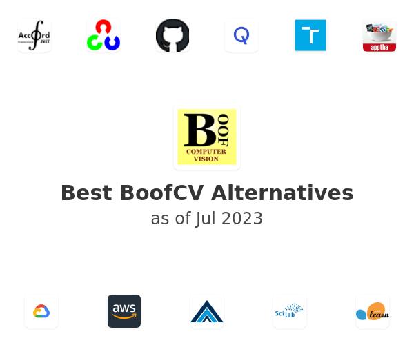 Best BoofCV Alternatives