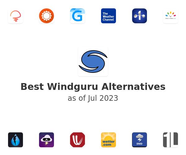 Best Windguru Alternatives