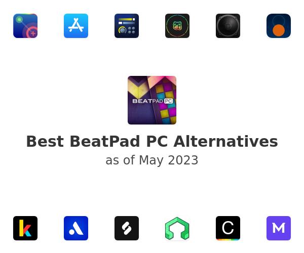 Best BeatPad PC Alternatives