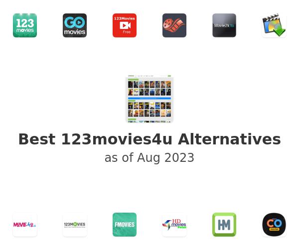 Best 123movies4u Alternatives