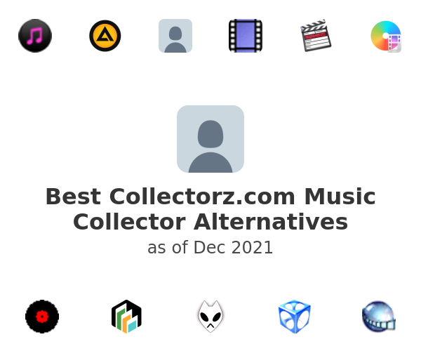 Best Collectorz.com Music Collector Alternatives