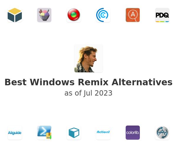 Best Windows Remix Alternatives