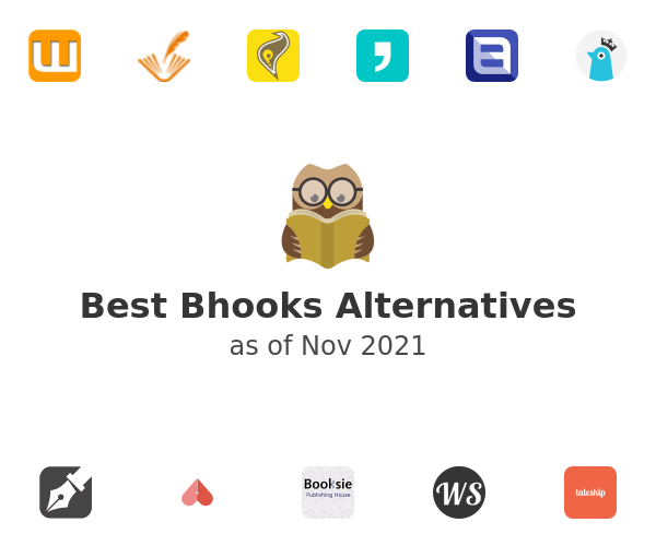 Best Bhooks Alternatives