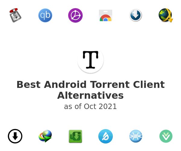 Best Android Torrent Client Alternatives