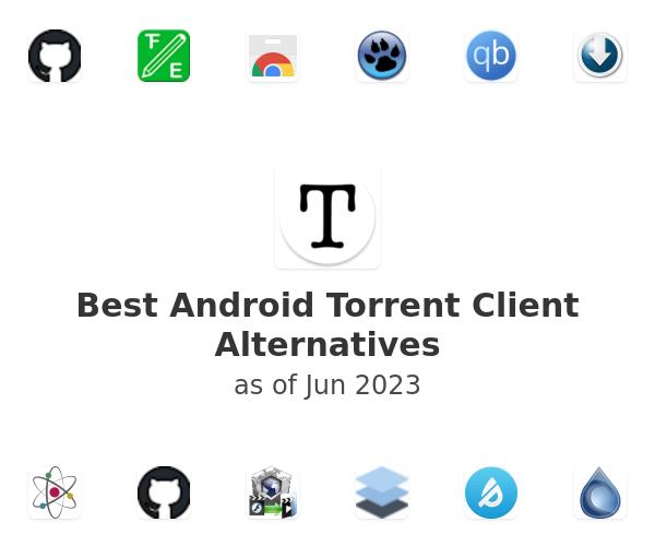 Best Android Torrent Client Alternatives
