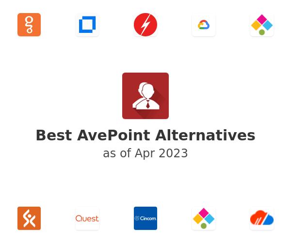 Best AvePoint Alternatives