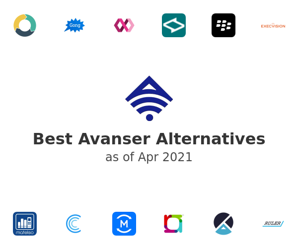 Best Avanser Alternatives
