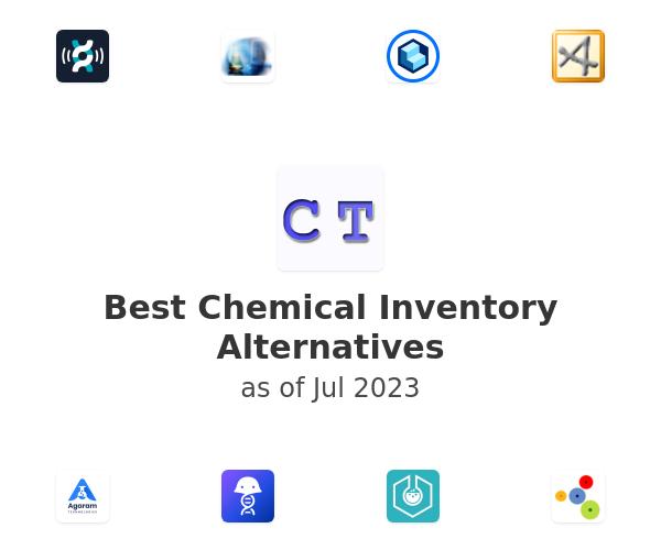 Best Chemical Inventory Alternatives