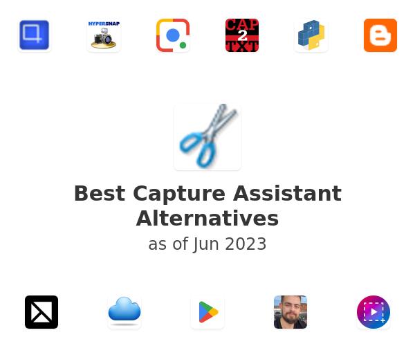 Best Capture Assistant Alternatives